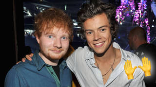Harry Styles and Ed Sheeran are still good friends