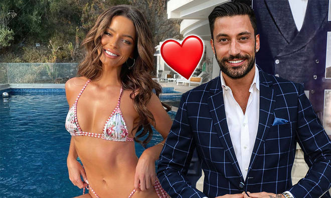 Maura Higgins and Giovanni Pernice are reportedly 'dating'