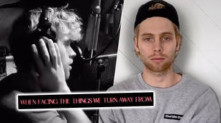 5 Seconds of Summer's frontman Luke Hemmings teased his first solo single