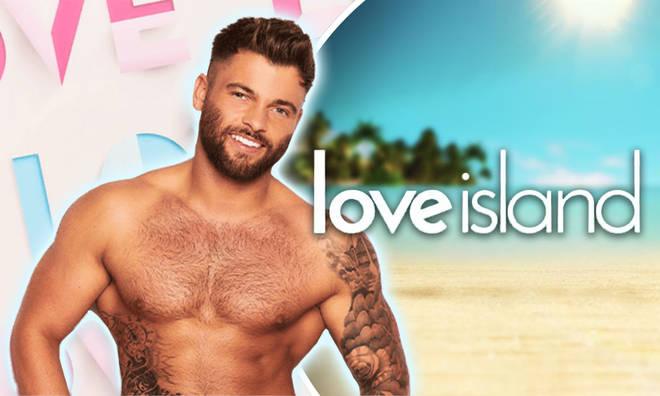 Who is Love Island's Jake Cornish?