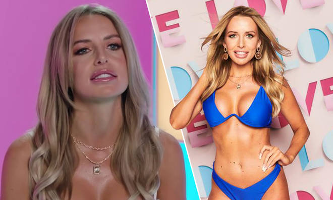 What surgery has Faye Winter from Love Island had done?