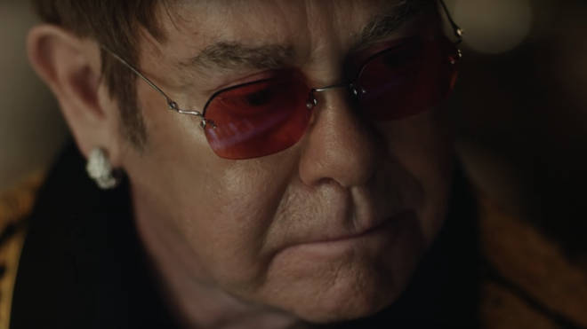 Elton John stars in the John Lewis Christmas advert