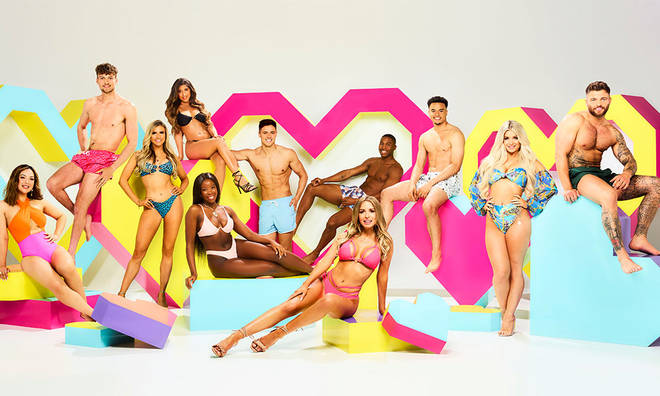 Which days is Love Island on TV and why isn't it on Saturdays?