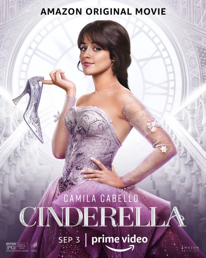 Camila Cabello as 2021 Cinderella