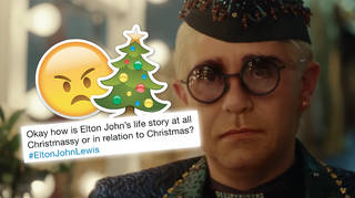 Fans comment on the John Lewis Christmas advert