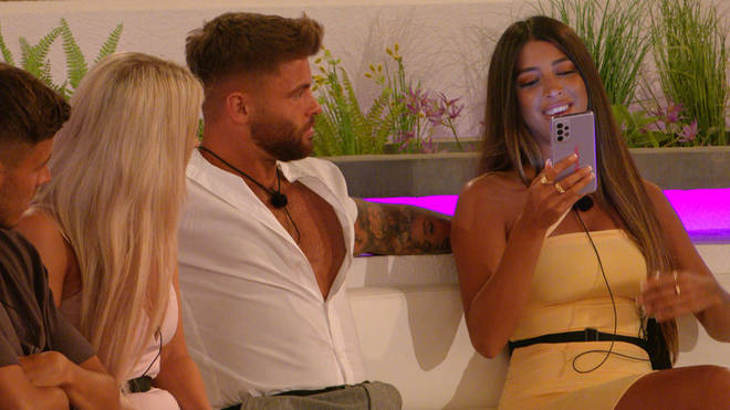 Shannon Singh was the first Love Island contestant to get dumped