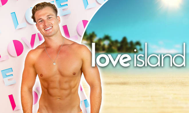 Chuggs Wallis is Love Island's newest contestant!