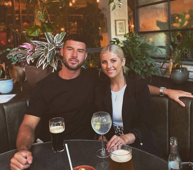 Love Island: Liam's sister Niamh is looking after his socials