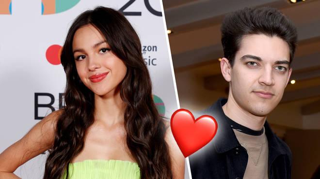 Olivia Rodrigo is dating Adam Faze
