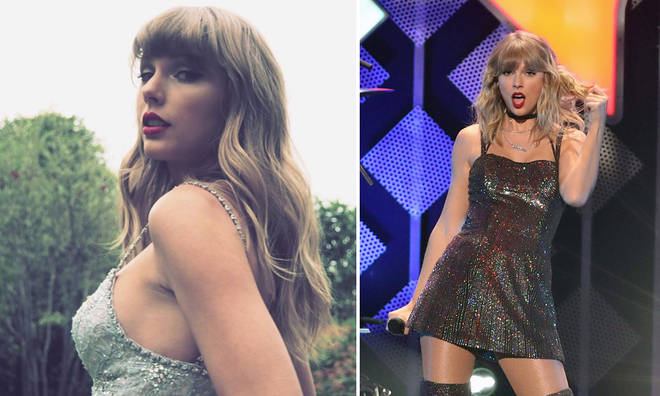 Taylor Swift is releasing 'Red –Taylor's Version' in November 2021