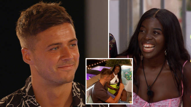 Love Island: Kaz and Brad's Love Island conversation sparked theories they were cracking on