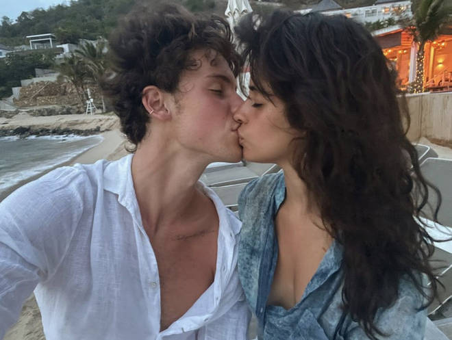 Camila Cabello and Shawn Mendes have been together for two years
