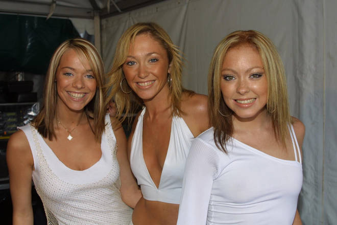 Atomic Kitten have dropped 'Southgate You're The One (Football's Coming Home Again)'