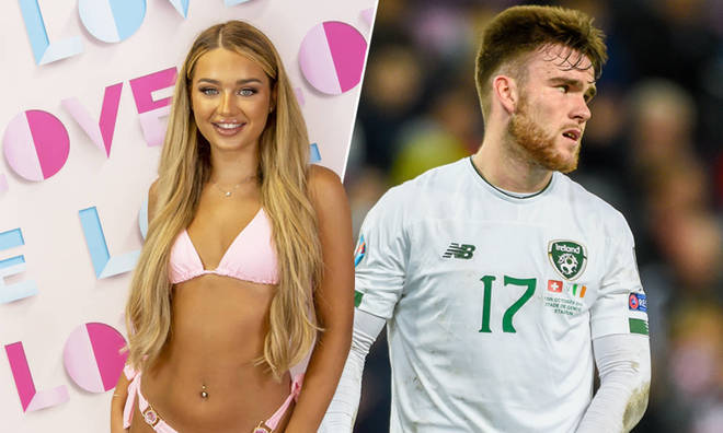Lucinda Strafford from Love Island dated footballer Aaron Connolly