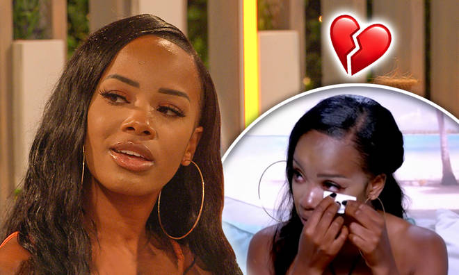 Fans are confused by Rachel Finni's cut emotional scene