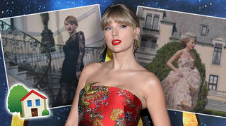 The 'Blank Space' mansion from Taylor Swift's 2014 music video is up for sale