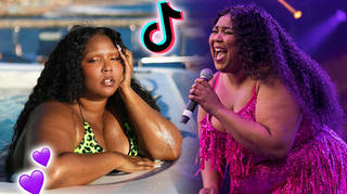 Lizzo is a role model online for confidence, body positivity and wellbeing
