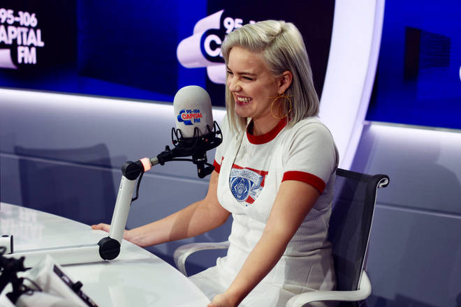 Anne-Marie spoke to Capital Breakfast with Roman Kemp about her upcoming collaboration with Little Mix