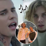 Justin Bieber and The Kid Laroi fans are loving their new bop 'Stay'