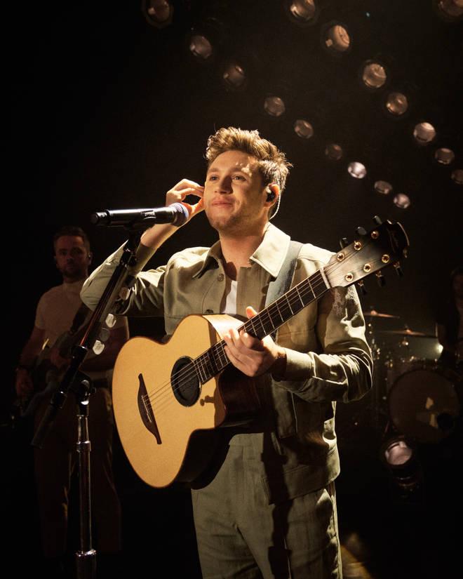 Niall Horan is teasing major Tik Tok collaborations