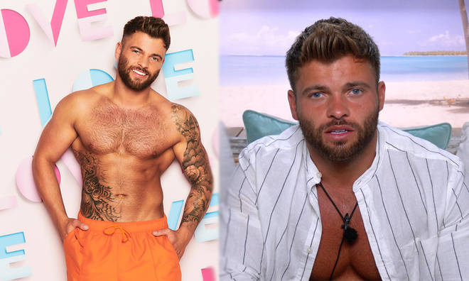 Love Island's Jake Cornish photos before tattoos have been circulating online