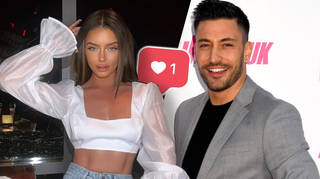 Maura Higgins and Giovanni Pernice have shared their first snaps as a couple