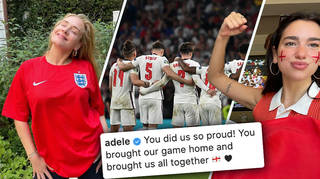 Here is everything your fave celebs said in support of England