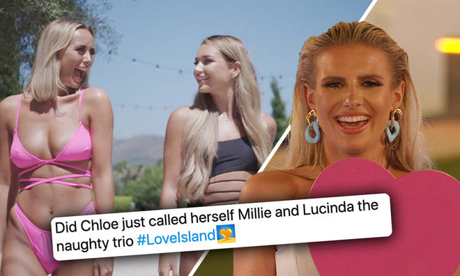 Chloe coins a new nickname for her newest friendship group with Lucinda and Millie