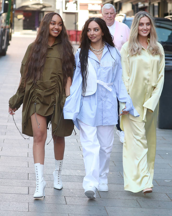 Little Mix stood by the England players facing cruel comments from online trolls