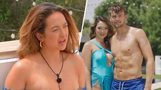 Sharon Gaffka reveals her feelings for Hugo Hammond on Love Island