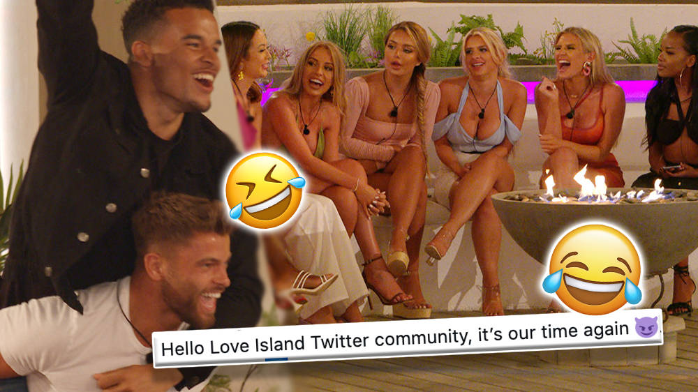 The funniest Love Island 2021 memes you want to scroll by
