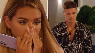 Love Island: Brad and Lucinda must decide between them who leaves