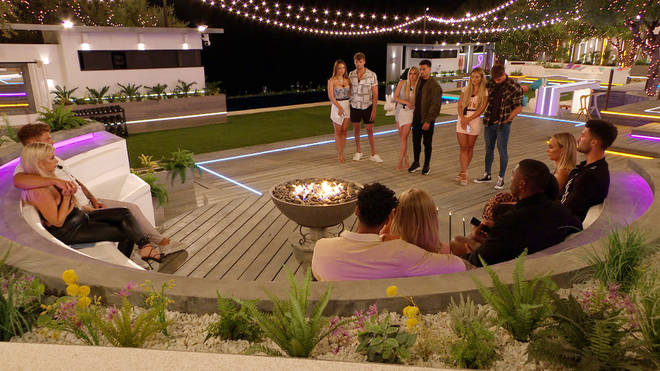 Brad and Lucinda were voted least compatible couple by Love Island viewers
