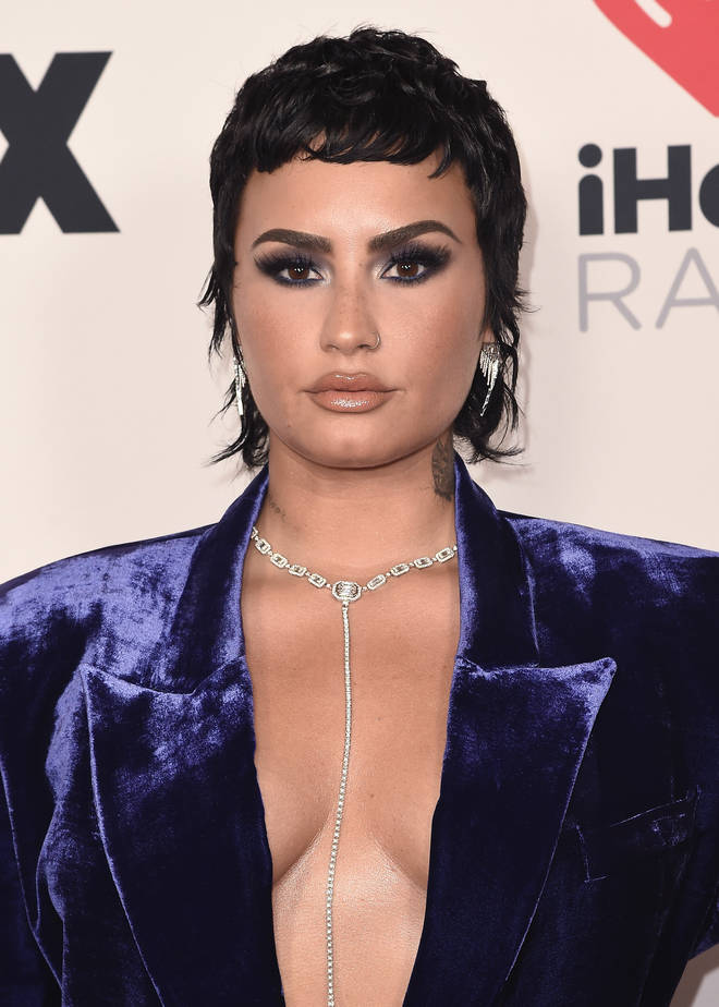 Demi Lovato gets real about pronoun journey