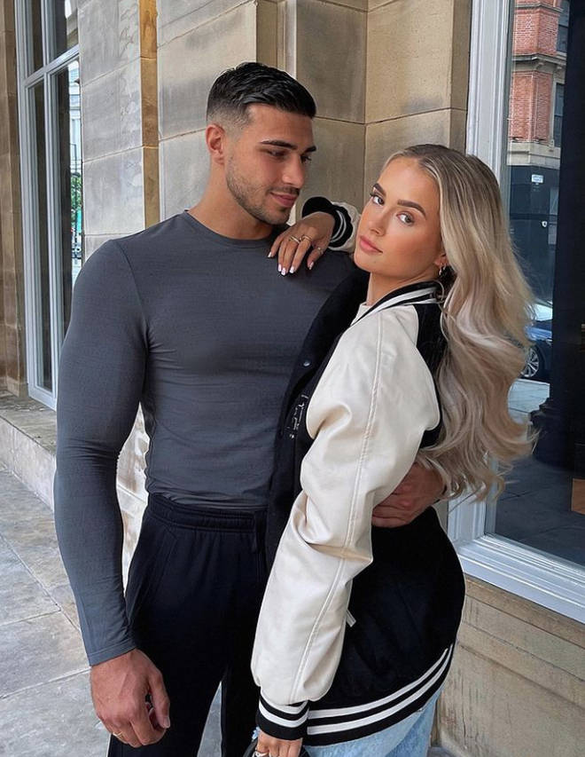 Molly-Mae Hague has been with Love Island beau Tommy Fury since 2019