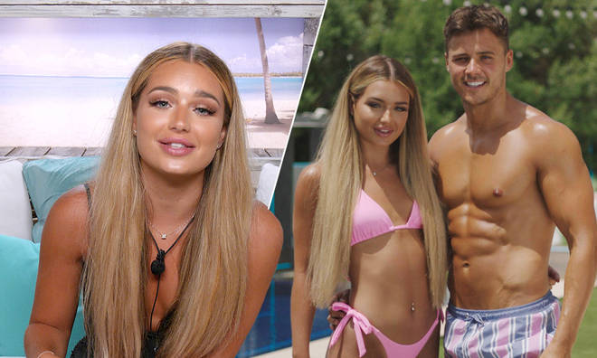 Who will Lucinda Strafford couple up with on Love Island if Brad leaves?