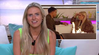 Love Island: Chloe brands toby 'fake'