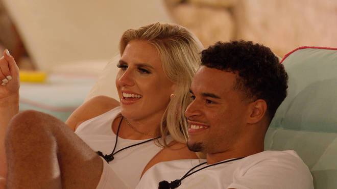 Love Island: Chloe and Toby were voted among the least compatible couples