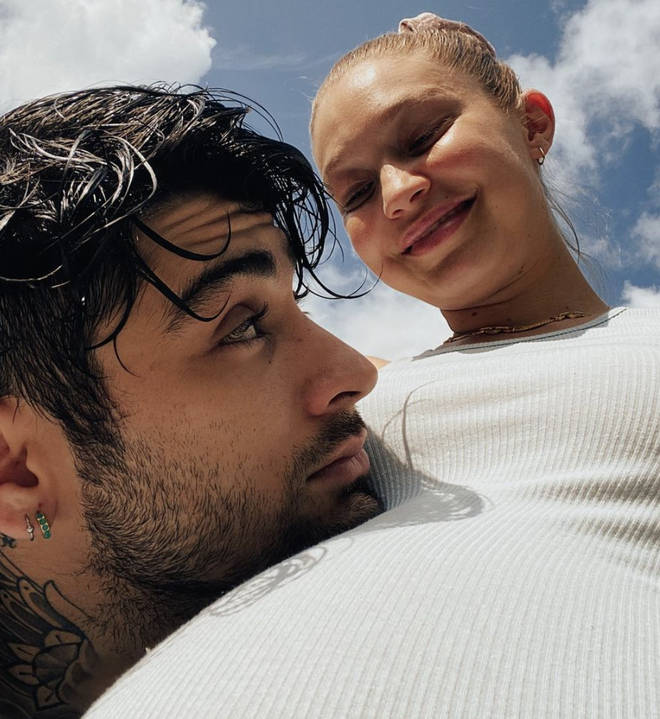 Gigi Hadid has opened up about her family days out with Zayn and Khai