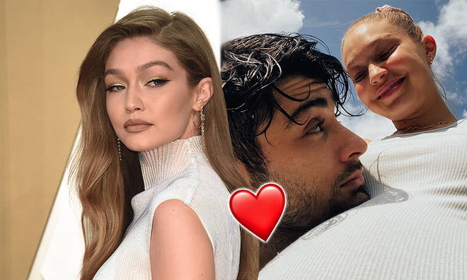 Gigi Hadid gave fans a glimpse into her date days with Zayn Malik and daughter Khai