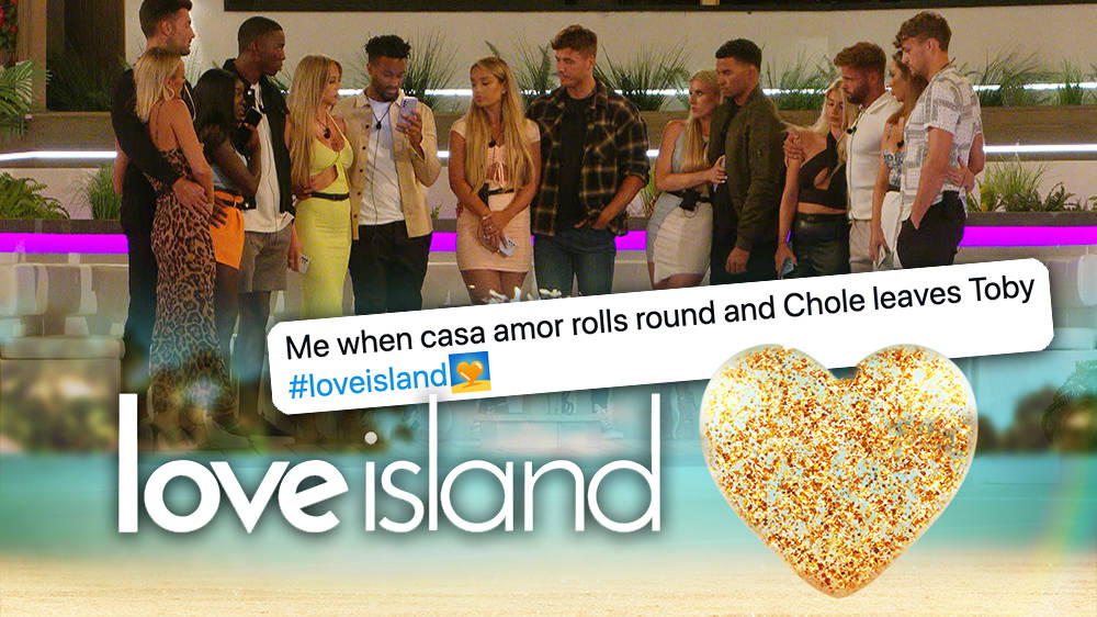 When will Casa Amor be launched to Love Island 2021?