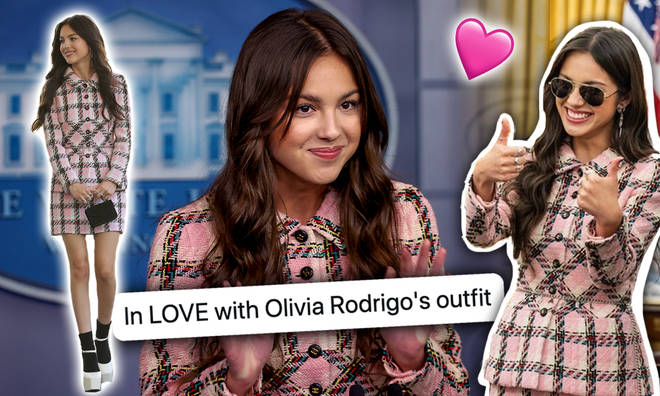 Olivia Rodrigo wows fans with iconic White House Chanel look