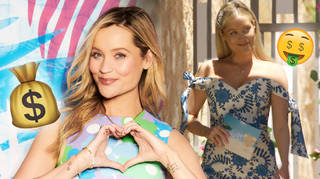 Laura Whitmore hosts Love Island 2021