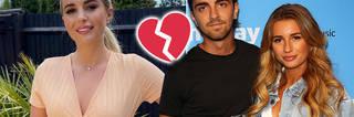 Dani Dyer has split from boyfriend Sammy Kimmence