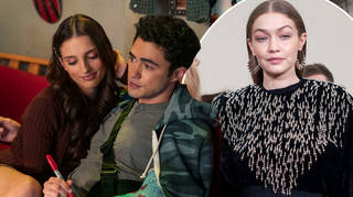 Gigi Hadid narrates an episode of Never Have I Ever in season 2