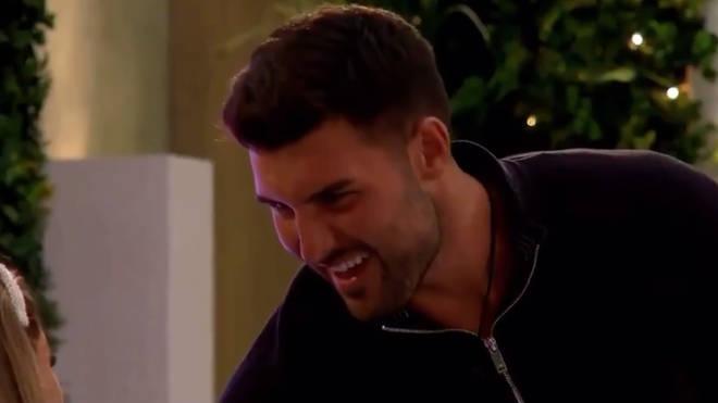 Liam did a hilarious Lucinda impression on Love Island