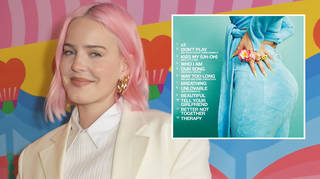 Anne-Marie is releasing a new album on 23 July