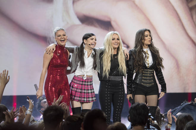 Jamie Lynn Spears performed her sister's songs as part of a tribute