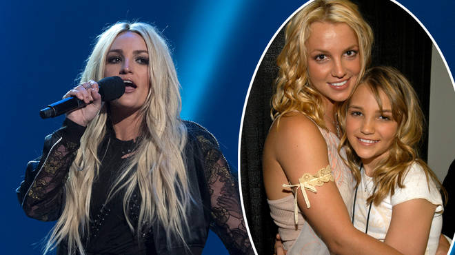 Jamie Lynn Spears performed some of Britney's songs in 2017 as part of a tribute