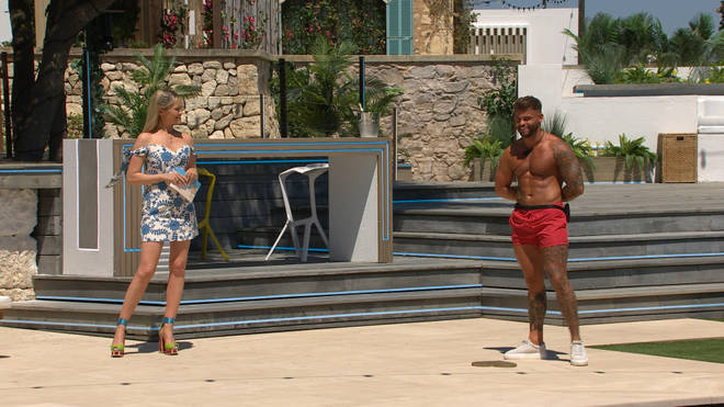 Laura Whitmore hasn't re-appeared in the villa since episode one of Love Island